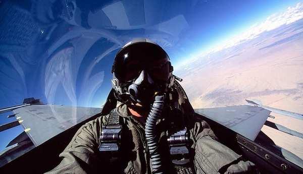 Pilot oxygen