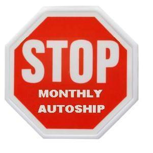 stop autoship